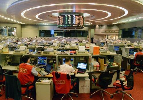 【港股收市】期結日好淡爭持   恒指微跌44點