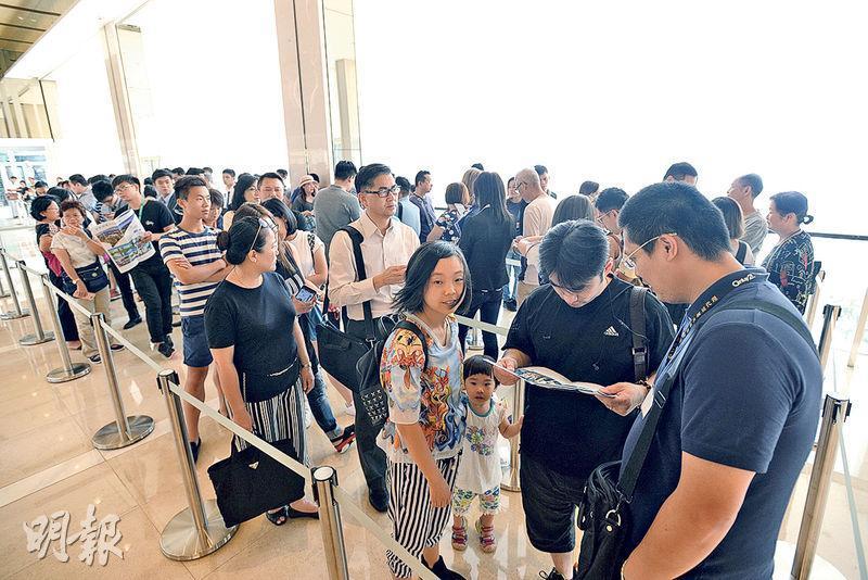 Grand YOHO先售308伙 收票超額44倍  華懋海翩滙擬明日開價搶客