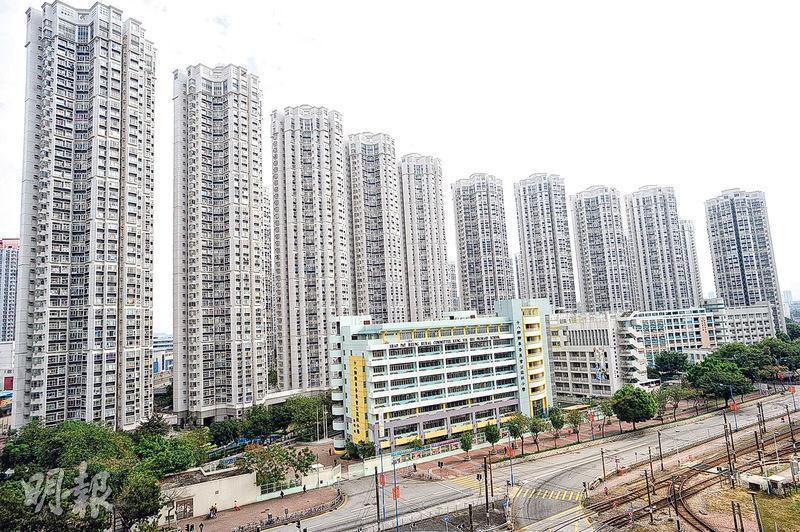 嘉湖兩房實呎9050 今年新高  十大屋苑估值回升 黃埔一年飈3.5%
