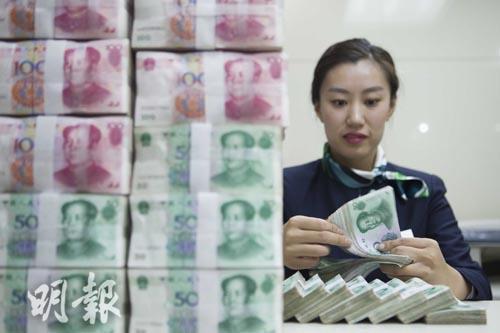【人幣走向】中間價逼近6.77   離岸價再創6年新低