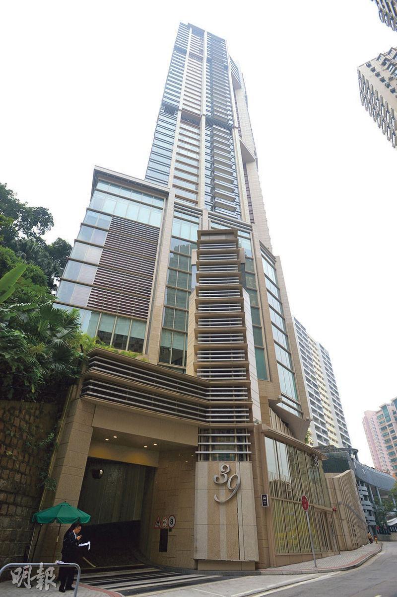 天匯實呎10.5萬推頂層特色戶  問鼎亞洲分層豪宅樓王