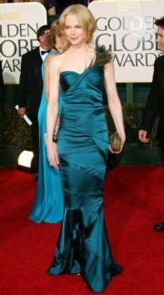 Nicole Kidman in Gucci, 2005.