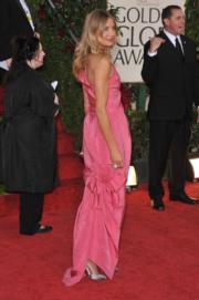 Cameron Diaz in Chanel Haute Couture, 2009.