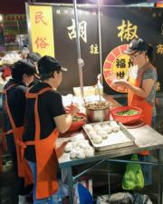 福州世祖胡椒餅(葉明傑攝)