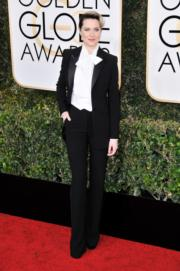 EVAN RACHEL WOOD in Altuzarra.
