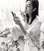 彩妝品牌找劉雯討好亞洲人?