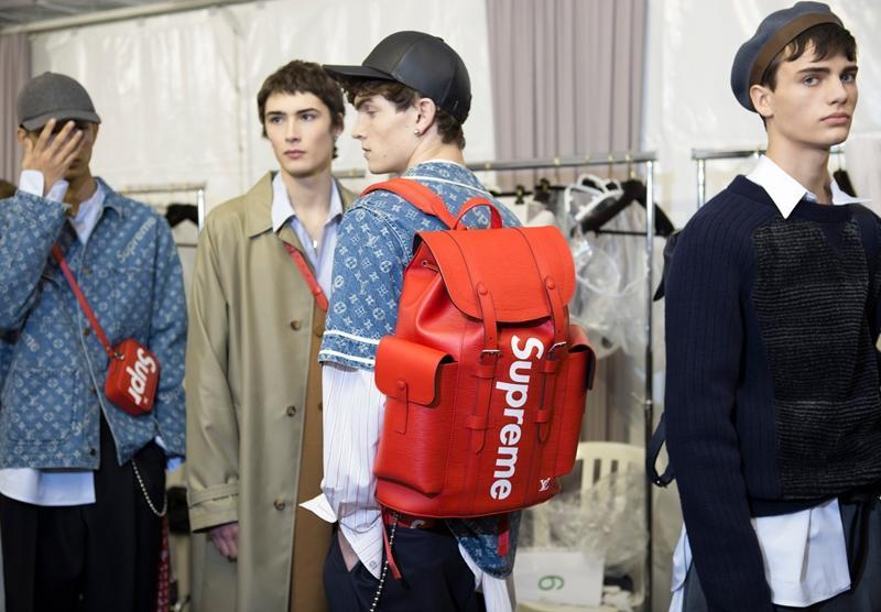 【Louis Vuitton x Supreme】近看系列聯乘單品