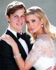 伊萬卡與丈夫庫什納(Instagram圖片)