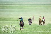 如畫草原「貼地」遊 化身牧民見識蒙古女漢子