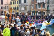 威尼斯嘉年華(Carnevale di Venezia Twitter圖片)