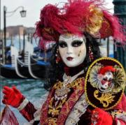 威尼斯嘉年華(venice_carnival_official Instagram圖片)
