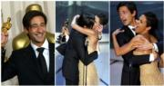 2003年,艾恩布迪以29歲之齡憑《鋼琴戰曲》爆冷成為史上最年輕金像影帝,他興奮得在台上擁吻頒獎嘉賓荷爾芭莉,成為一時佳話。
