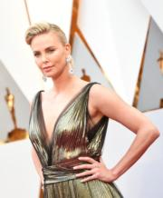 查莉絲花朗(Charlize Theron)(法新社)