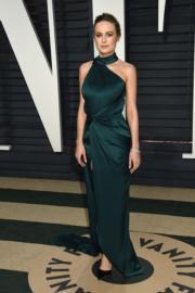 Brie Larson In Ralph & Russo Couture
