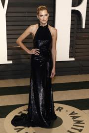 Allison Williams In Miu Miu