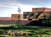 蘇拉吉斯博物館(Soulages Museum)(普利茲克建築獎網站圖片/Hisao Suzuki)