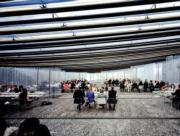 西班牙 Les Cols餐廳帳亭(普利茲克建築獎網站圖片/Hisao Suzuki)