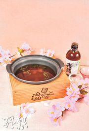 飲食Quicknote:春季必like櫻花火鍋