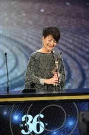 金燕玲獲最佳女配角無敵手。