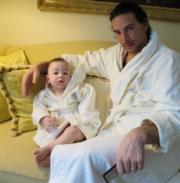 Jacques向爸爸學習法國男人的型格!