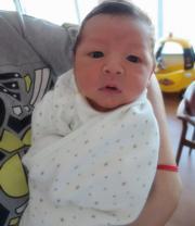 Baby Avner!