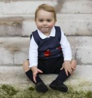 BB大聯盟的萌主喬治小王子(Prince George)。
