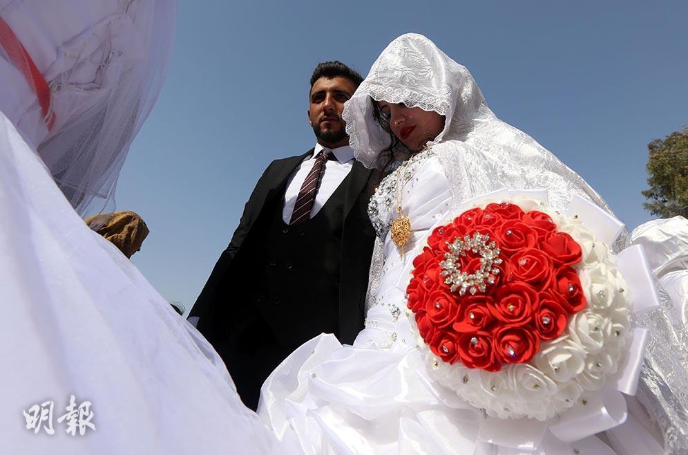 世界各地新娘服飾