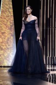 《22世紀殺人網絡》意大利女星蒙妮卡白露芝通曉意法英等多國語言,難怪獲邀擔任開幕禮主持。