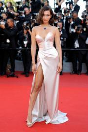 名模Bella Hadid獲邀出席開幕禮。