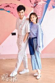 陳星旭搵苗僑偉教演楊康  李一桐演活心中黃蓉