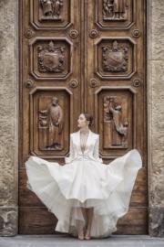 歐洲影的婚紗照好性感。