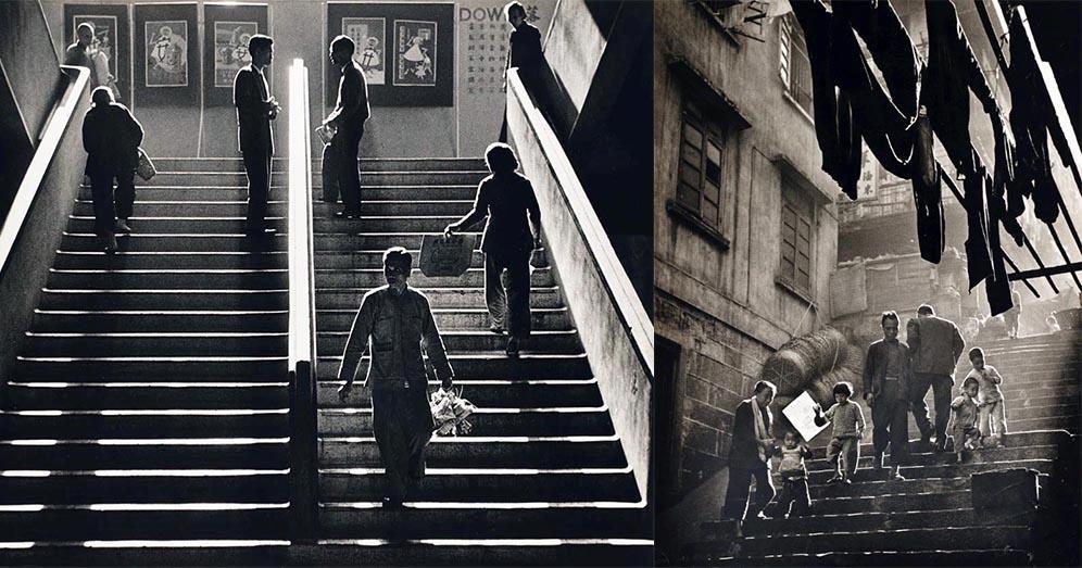 何藩鏡頭下的舊香港