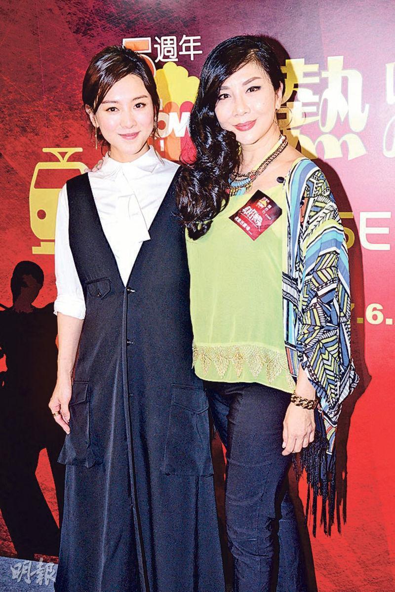 HKSAR Film No Top 10 Box Office: [2015.07.31] KATE TSUI