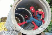 新英雄本色《蜘蛛俠:強勢回歸》