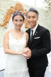 33歲的陳柏宇成家立室,與太太符曉薇攜手開展人生新一頁。(攝影:鍾偉茵)