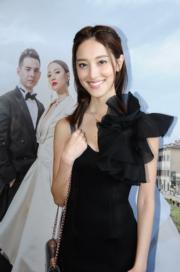 婚宴場合陳凱琳少不免被追問幾時嫁。