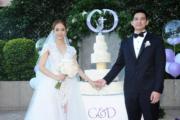 7月11日是拍拖年紀念也是他們結婚的大日子,雙重意義。