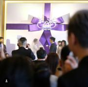 兩人補行婚禮再念結婚誓詞仍感動。