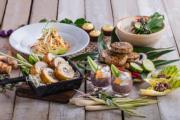 【熱辣情報】泰式Fusion下午茶自助餐  泰國通推薦:葱油泰國雞絲小鍋湯粉