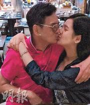 吻賀女兒生日被網民狠批  李國麟﹕我唔係變態