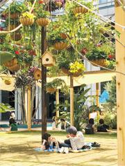 東京寧謐角落二子玉川  建築、品味與消費的優雅三角