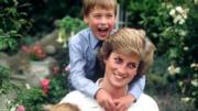戴安娜與兒子(HBO Documentary Films facebook影片截圖)