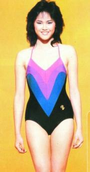 1983年擊敗張曼玉奪冠軍的楊雪儀。(資料圖片)