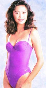 1992年港姐,冠軍盧淑儀,現在是李克勤太太。(資料圖片)