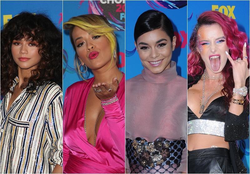 【Teen Choice Awards】青春偶像的時尚品味!紅地氈造型 Who.Wear.What