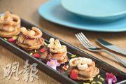 新派澳洲菜  豬腩肉薯餅軟又脆