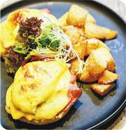 飲食Quicknote:美式brunch簡單美味