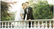 陳宇琛冧老婆:我娶了一位公主 蘇格蘭舉行童話婚禮