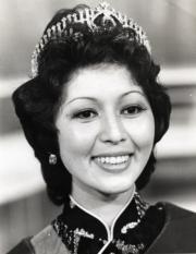 (19)1975年冠軍張瑪莉。(資料圖片)