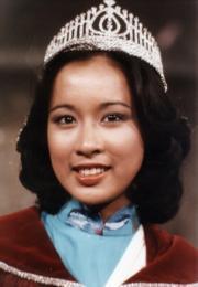 (40)1977年冠軍朱玲玲。(資料圖片)